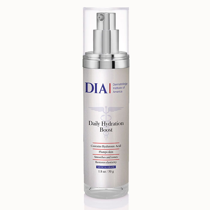 DIA Daily Hydration Boost from Dermatologist Institute of America Professional Skincare Products   Dermatologist Formulated Skincare Product