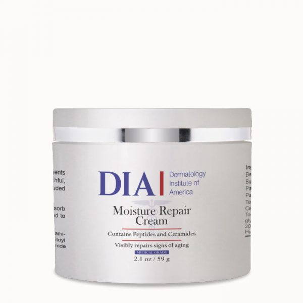 DIA Moisture Repair Cream from Dermatologist Institute of America Professional Skincare Products | Dermatologist Formulated Skincare Product