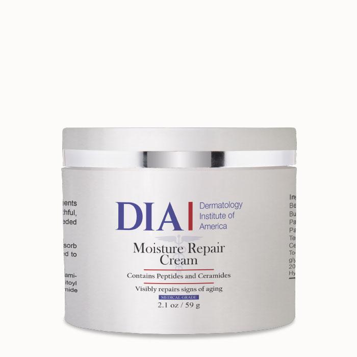 DIA Moisture Repair Cream from Dermatologist Institute of America Professional Skincare Products   Dermatologist Formulated Skincare Product