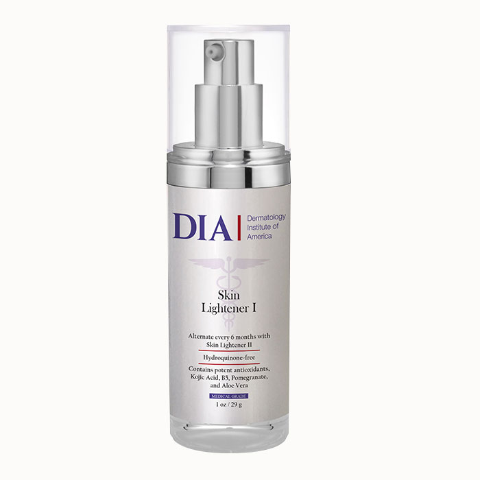 DIA Skin Lightener I from Dermatologist Institute of America Professional Skincare Products | Dermatologist Formulated Skincare Product
